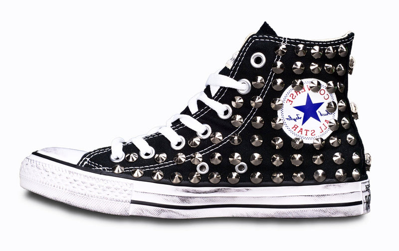 All Star Borchie Nera