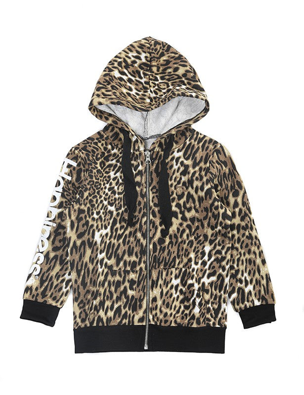 Happiness Zip Kids Leopard K_ZIP