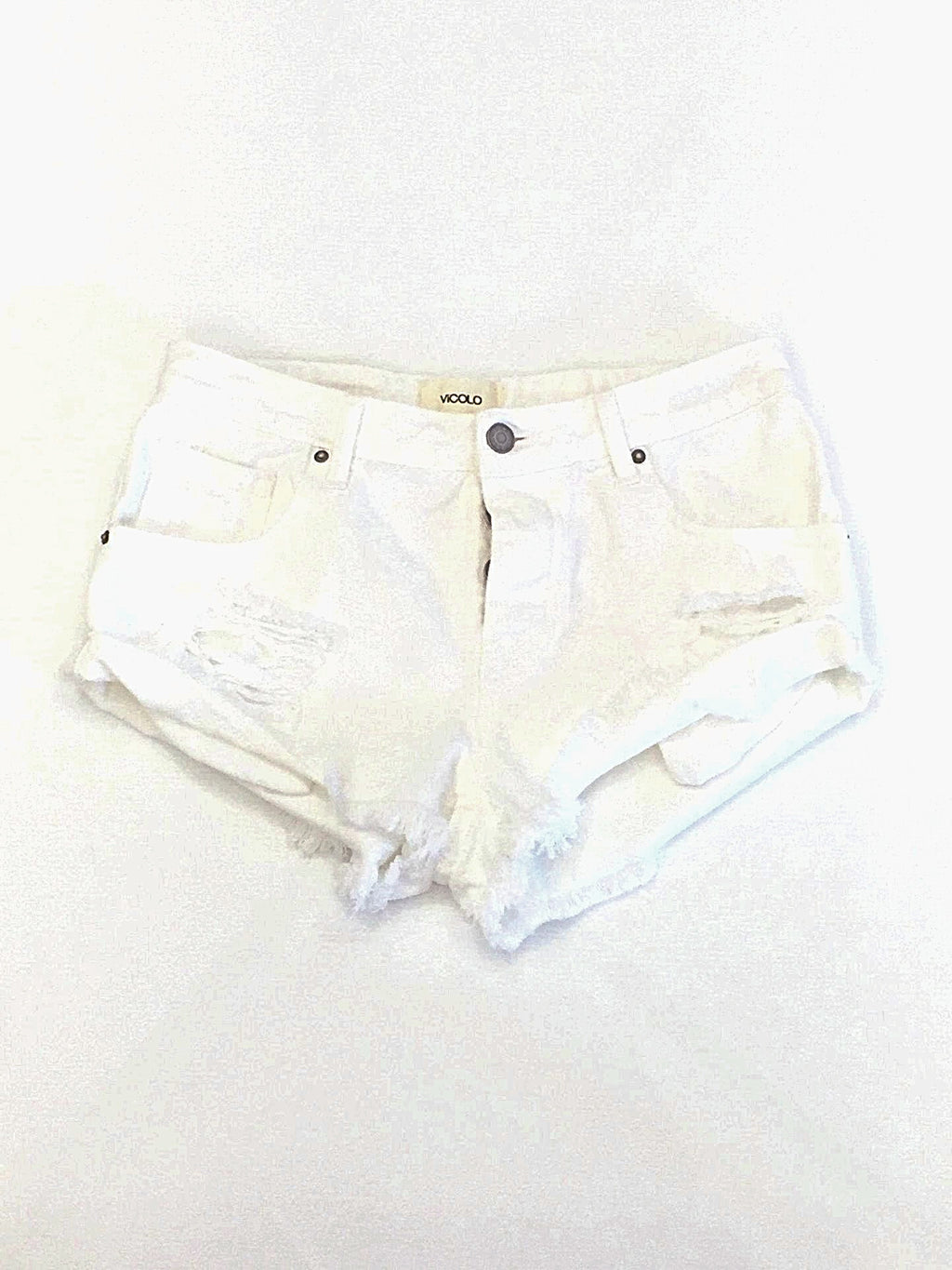 Short Mini Bianco TO0944