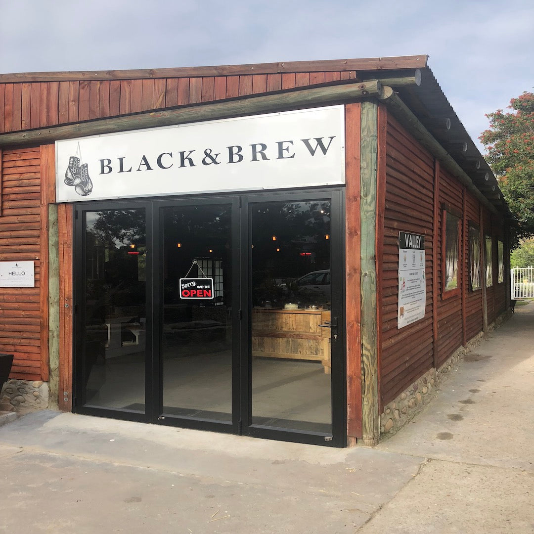 Black and Brew