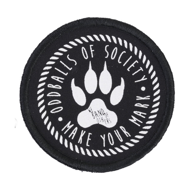 Make Your Mark Patch