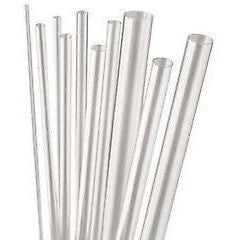 "Clear Rigid Tubing 1/4 "" - Phyto Plus"