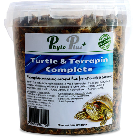Turtle & Terrapin Complete Mix - Phyto Plus