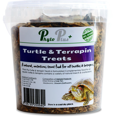Turtle & Terrapin Treat Mix - Phyto Plus