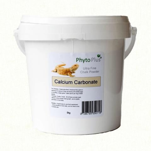Calcium Carbonate - Reptile Dusting Powder - Phyto Plus