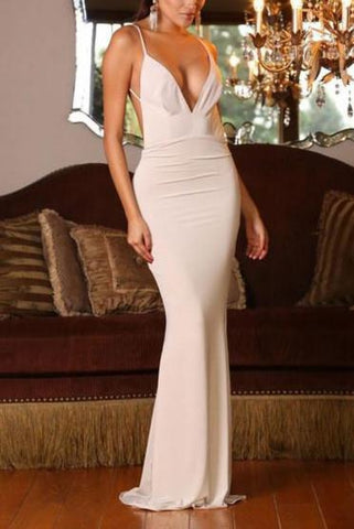 products/2214_Simple_Ivory_Deep_V-neck_Spaghetti_Straps_Evening_Gown_Long_Dress_1_522.jpg