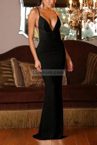 products/2214_Simple_Ivory_Deep_V-neck_Spaghetti_Straps_Evening_Gown_Long_Dress_2_102.jpg