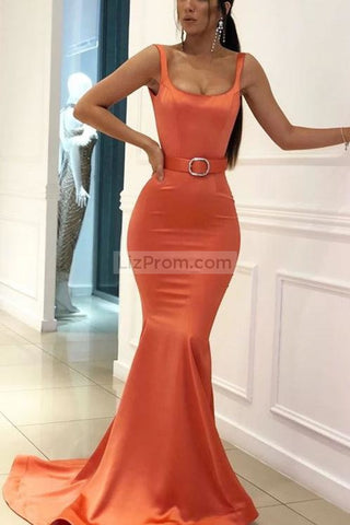 products/2231_Orange_Mermaid_Open_Back_Square_Neck_Belt_Long_Prom_Dress_2_825.jpg