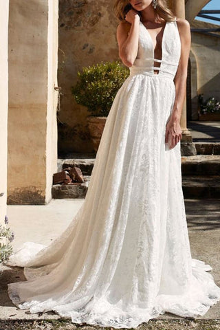 products/2271_Elegant_White_Lace_A-line_Sleeveless_Cut_Out_Wedding_Dress_5_935.jpg