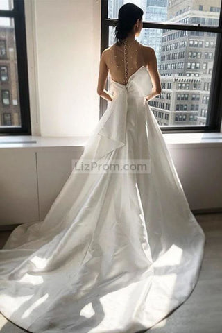 products/2275_Special_A-Line_Sleeveless_Tulle_Beaded_Covered_Button_Wedding_Dress_3_884.jpg