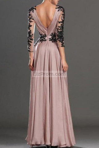 products/A-line_Deep_V-neck_Applique_Evening_Dress_With_Long_Sleeves1_120.jpg