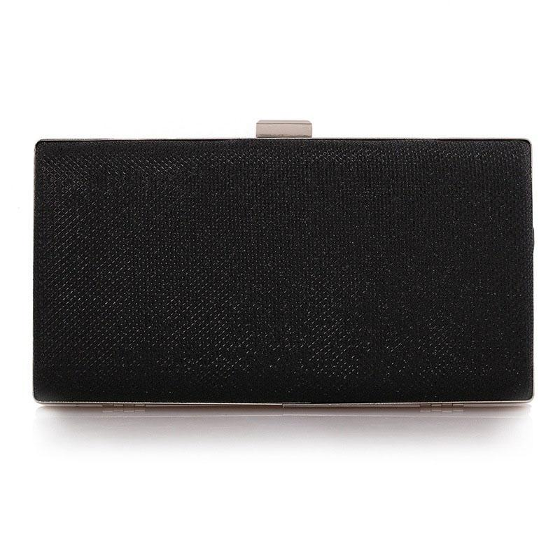 Black Sparkly Women's Party Clutch