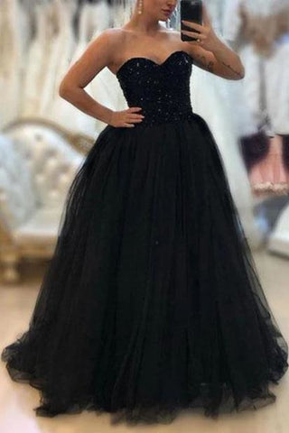 products/Black_Sweetheart_Beaded_Rhinestone_Strapless_Sleeveless_Ball_Gown_511.jpg
