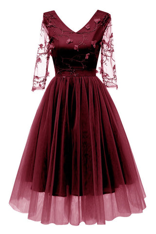 products/Burgundy-V-neck-A-line-Applique-Prom-Dress-With-Long-Sleeves.jpg