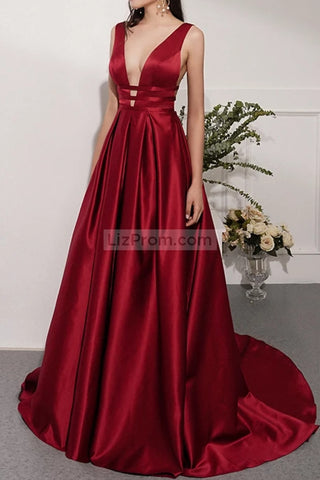 products/Burgundy_Deep_V-neck_Sleeveless_Ball_Gown-1_617.jpg