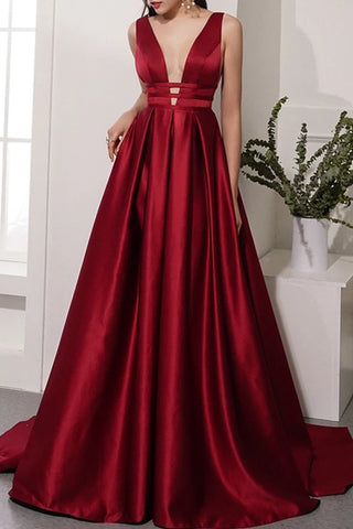 products/Burgundy_Deep_V-neck_Sleeveless_Ball_Gown_492.jpg