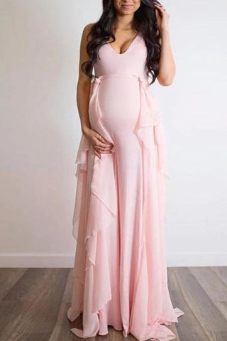 products/Chic-Pearl-Pink-Ruffled-Maternity-Photoshoot-Gown-1.jpg