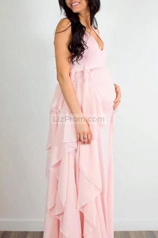 products/Chic-Pearl-Pink-Ruffled-Maternity-Photoshoot-Gown-2.jpg