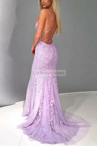 products/Lilac_Spaghetti_Straps_Appliques_Lace_Up_Sleeveless_Bridesmaid_Prom_1_712.jpg