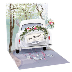 Popshots Treasure - Wedding Car
