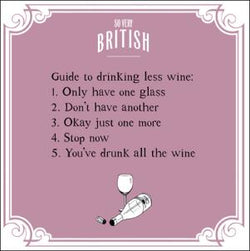 So Very British - Less is More Wine