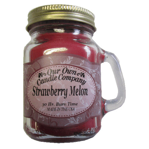 Our Own Candle Company - Strawberry Melon - Small