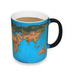 Day and Night Heat Changing Mug