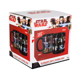 Star Wars - The Last Jedi Glossary Heat Change Mug