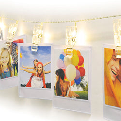 Polaroid String Lights
