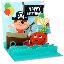 Popshots Mini Cards - Little Argh Matey