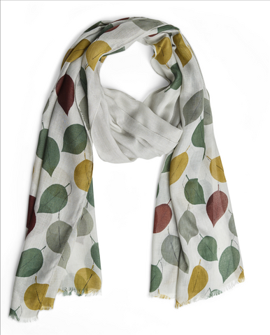 Quintessential - Willow Scarf - Silver