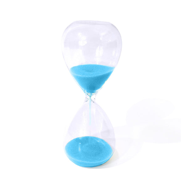 Turquoise 5 Minute Timer