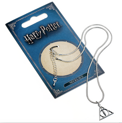 Harry Potter - Necklace - Deathly Hallows