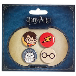 Harry Potter - Badge - Cutie Button Badges