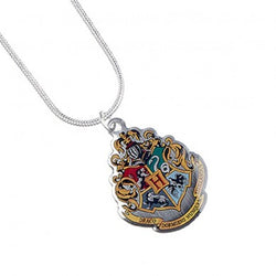Harry Potter - Necklace - Hogwarts Crest