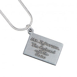 Harry Potter - Necklace - Hogwarts Acceptance Letter