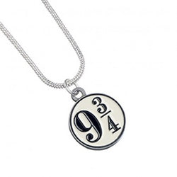 Harry Potter - Necklace - Platform 9 3/4