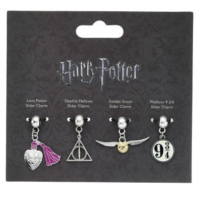 Harry Potter - Bracelet Charms - The Loyal Fans Cache