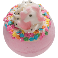 I Believe in Unicorns Bath Bomb