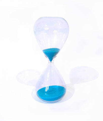 Turquoise 15 Minute Timer