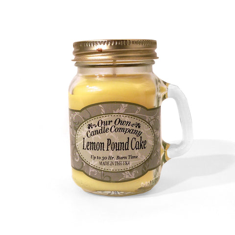 Our Own Candle Company - Lemon Pound Cake - Small