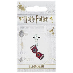 Luna Lovegood's Glasses Slider Charm