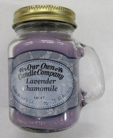 Our Own Candle Company - Lavender Chamomile - Small