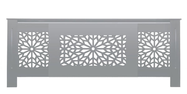 Adjustable Kaleidoscope Radiator Cover