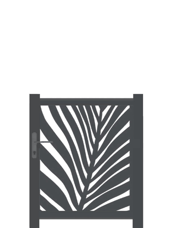 Frond Screen Gate