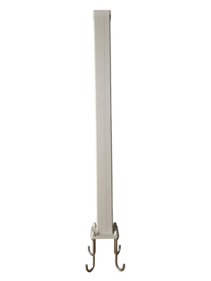 4ft corner post - Cream