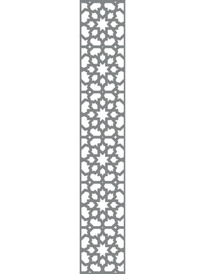 Corolla Tall Trellis - 6ft x 1ft