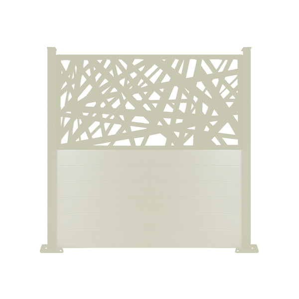Kerplunk Screen Fence - Cream - 7ft