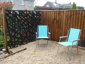 Outdoor Covid Screen - Kerplunk Design