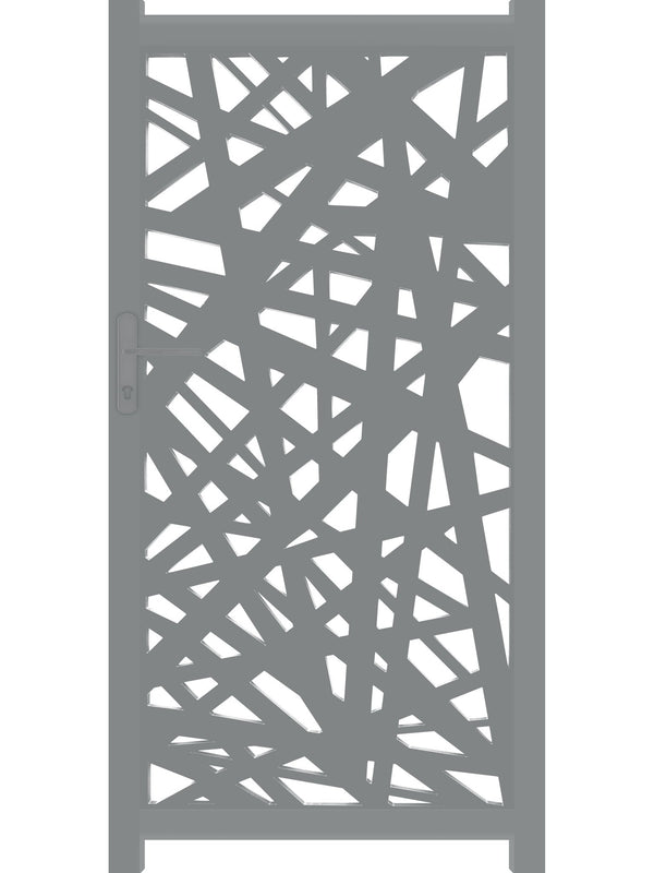 Kerplunk Screen Gate - Cream - 4ft height